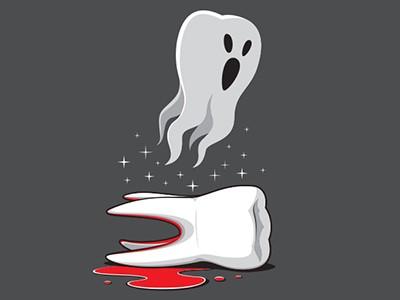 آسیب دیدن دندان
