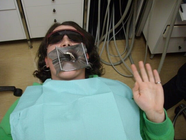 ترس از عصب کشی دندان