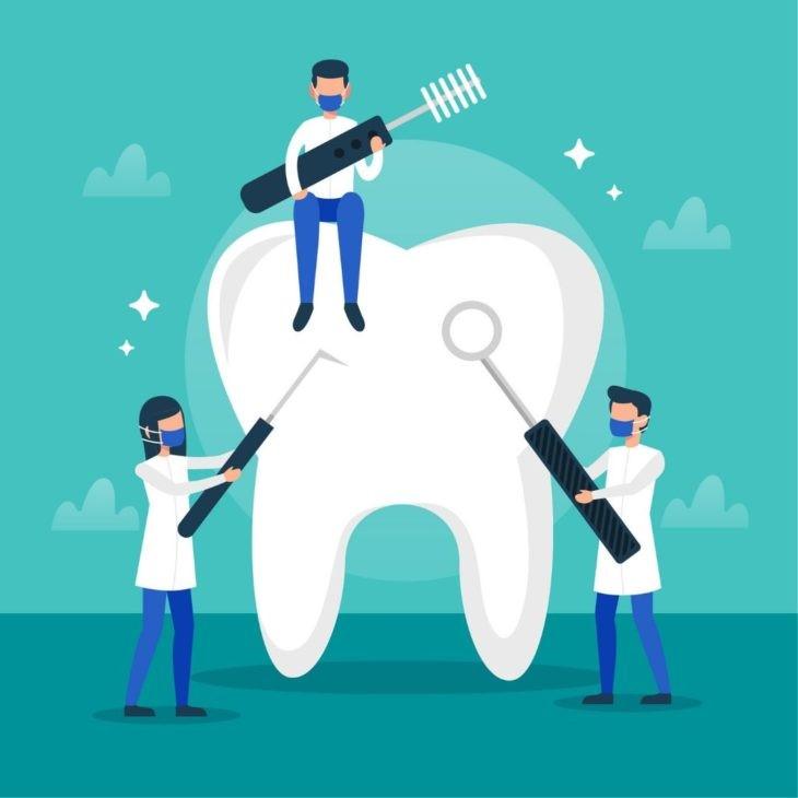 آلرژی ها و بیماری دهان و دندان